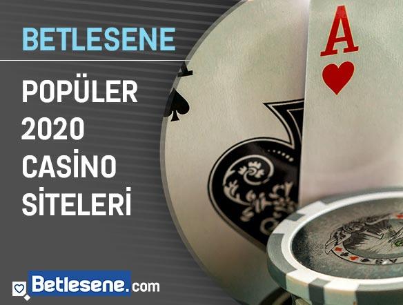 populer 2020 canli casino siteleri
