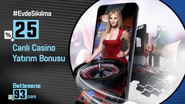 betlesene canli casino bonusu