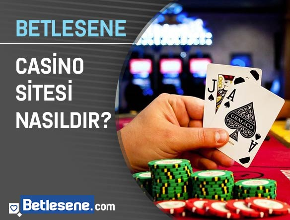 betlesene casino sitesi nasildir