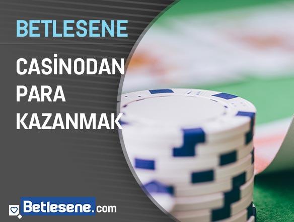 betlesene casinodan para kazanmak
